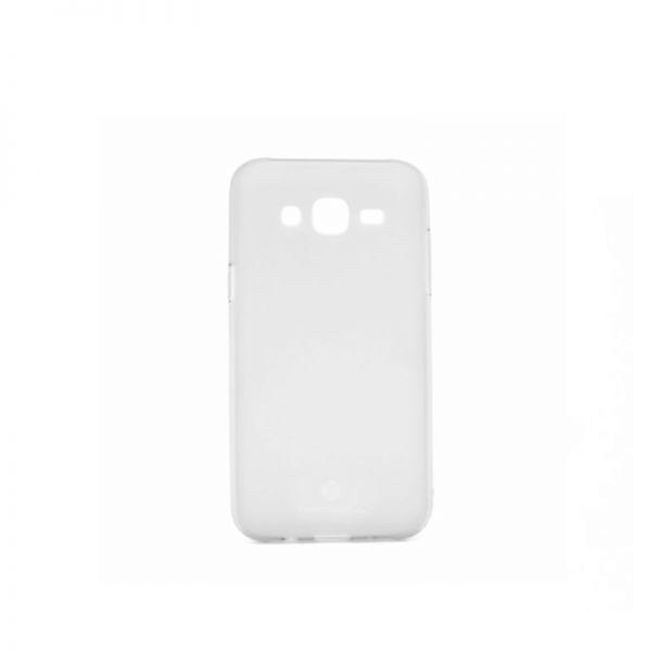 Futrola silikon Teracell Giulietta za Samsung J500 J5, bela