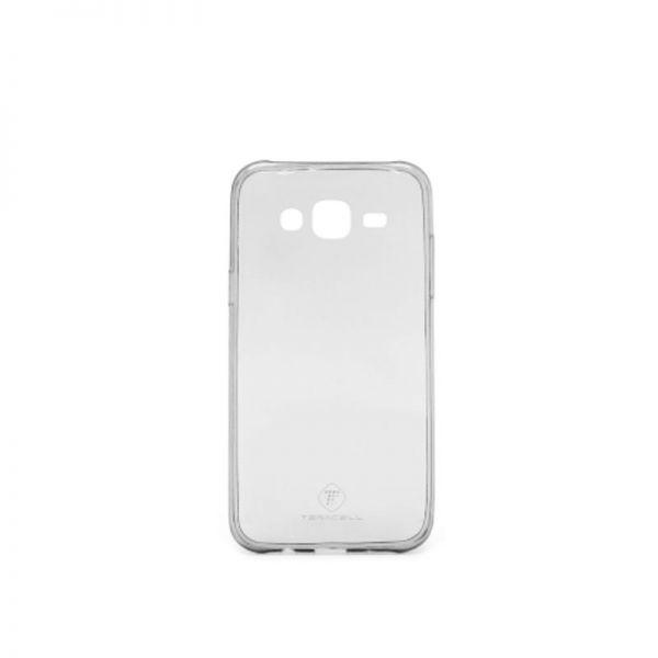 Futrola Teracell ultra tanki silikon za Samsung J500 J5, siva