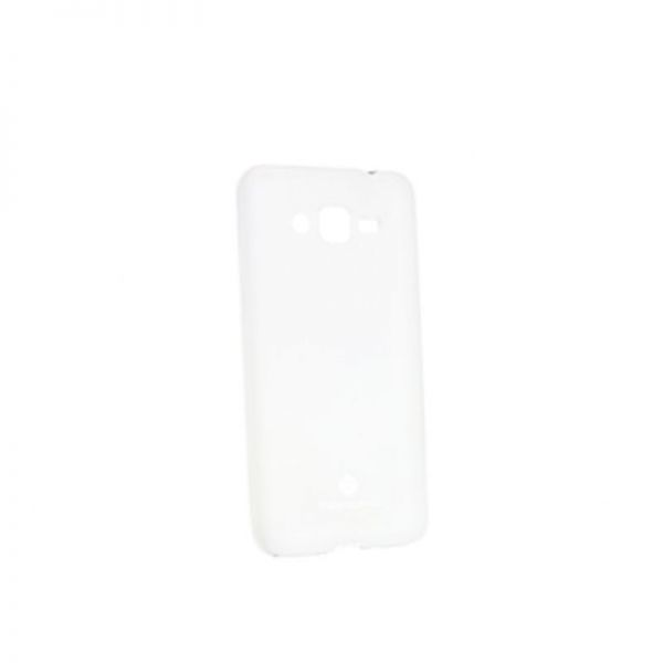 Futrola silikon Teracell Giulietta za Samsung G530 Grand Prime, bela