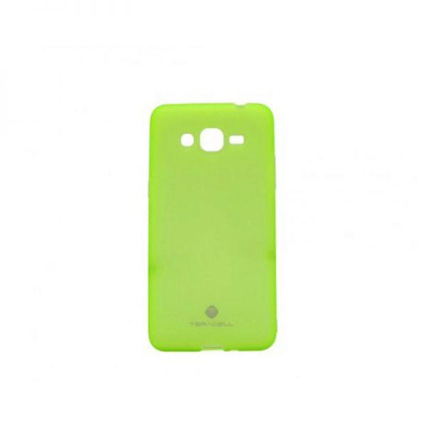 Futrola silikon Teracell Giulietta za Samsung G530 Grand Prime, zelena