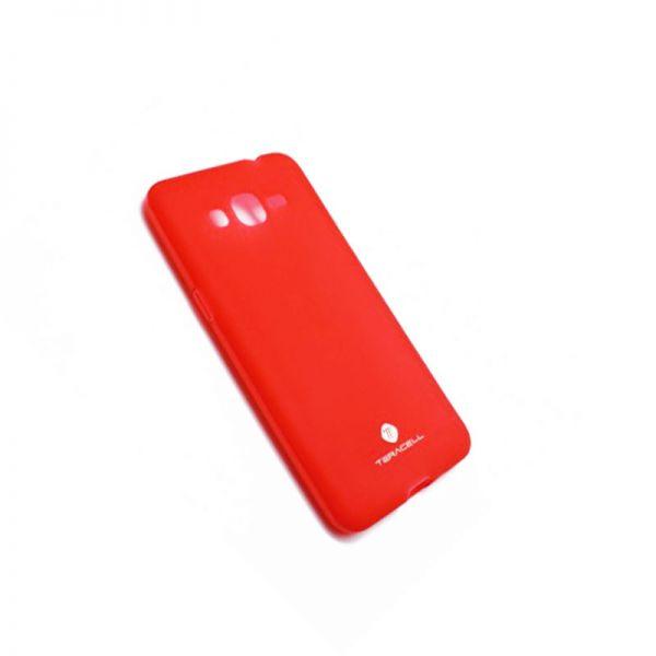 Futrola silikon Teracell Giulietta za Samsung G530 Grand Prime, crvena