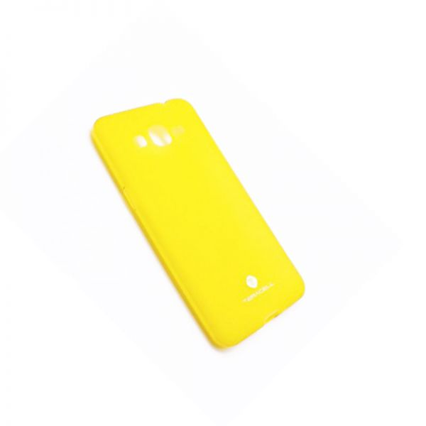 Futrola silikon Teracell Giulietta za Samsung G530 Grand Prime, žuta